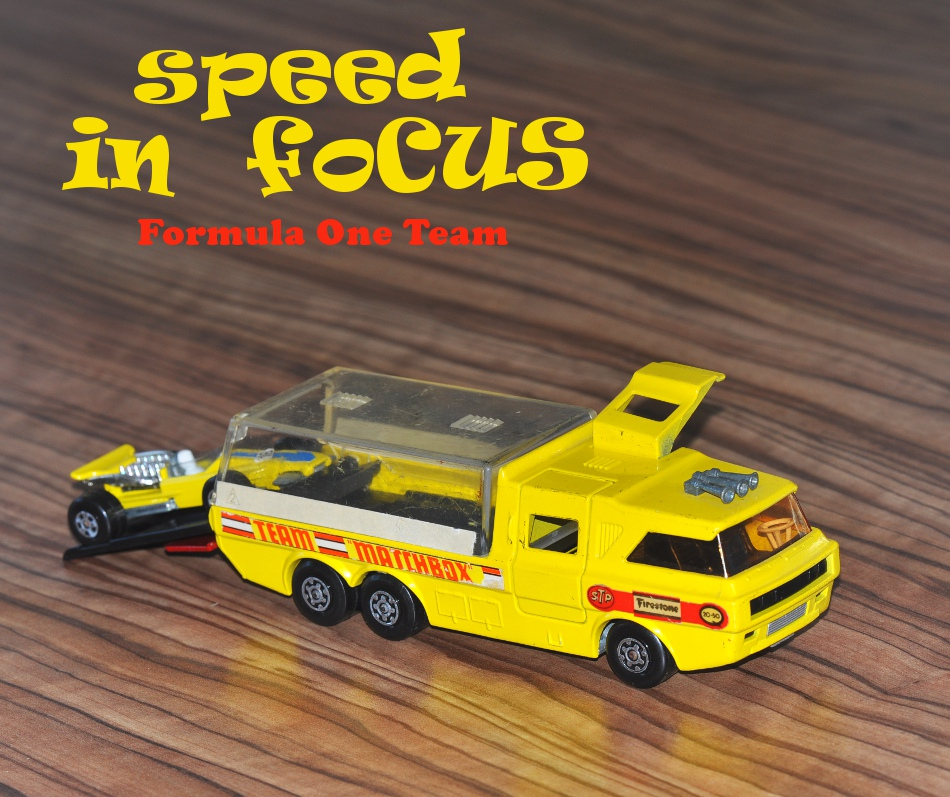speed in focus formula 1