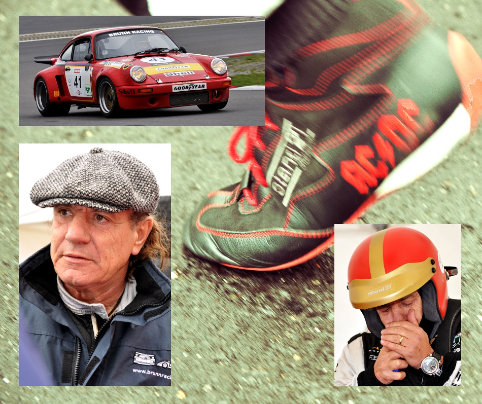 brian johnson ac-dc nuerburgring