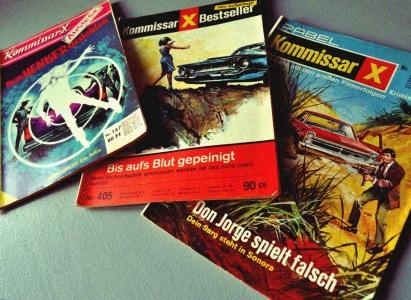 kommissar-x autos
