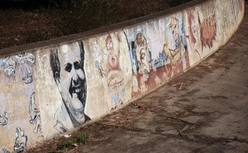 graffiti mallorca