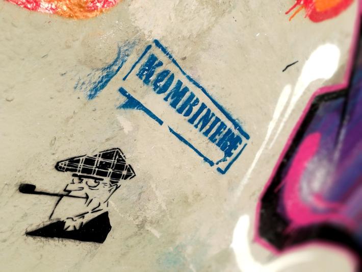 nick knatterton street art