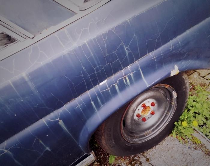 restaurieren mercedes s-klasse w111