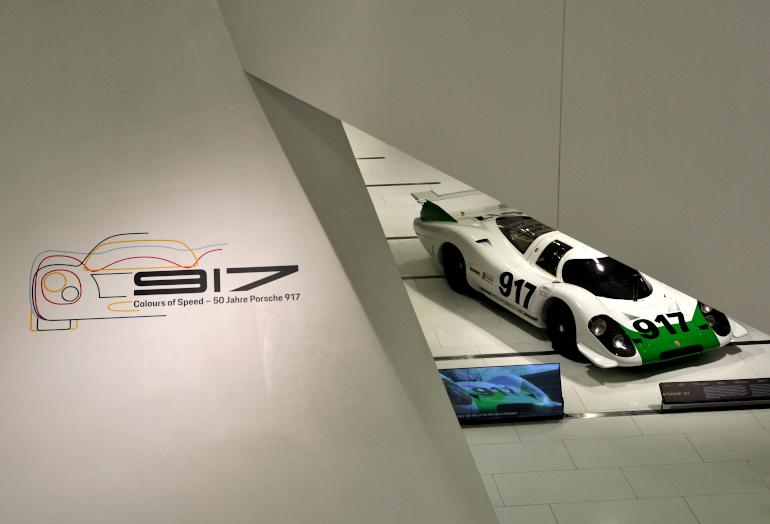 porsche 917 ausstellung porsche museum